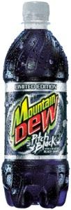 Mountain Dew Pitch Black