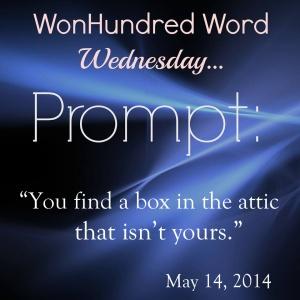 WonHundred Wednesday 5_14