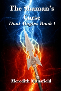 Shaman's curse cover