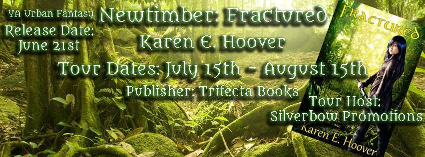 Fractured Blog Tour Banner